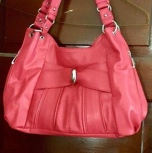 Elle Handbag - Hot Pink